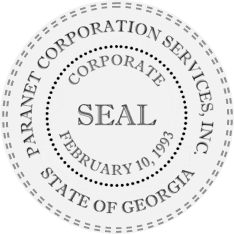 Paranet Corporate Seal